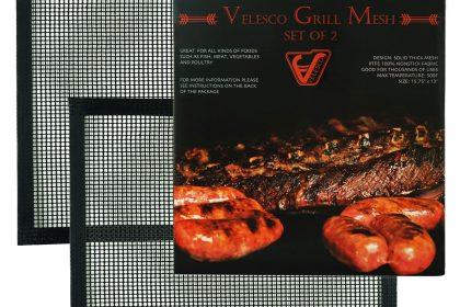 Velesco BBQ Grill Mesh